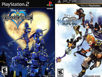 I would suggest Kingdom Hearts atau Kingdom Hearts: Birth sejak Sleep. They are fun to play, easy to get the hang of, and they don't have confusing cards/panels/chips. I like all of them and they all have their pros and cons, but I would definitely recommend the first two parts of the series since anda only have KH2.