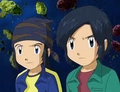 koji minamoto and koichi kimura the only twins i know even though koichi is a سال older than koji