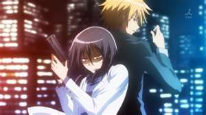 Takumi usui! Oh and this is a pic of me and Takumi.