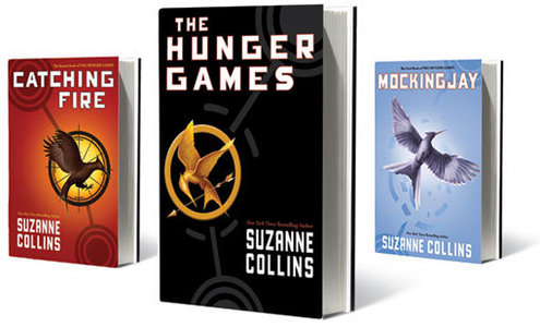 I loved all the books! My first favorite was of course The Hunger Games. My second was Mockingjay and my third was Catching Fire. Catching Fire was kind of boring up until the Games.