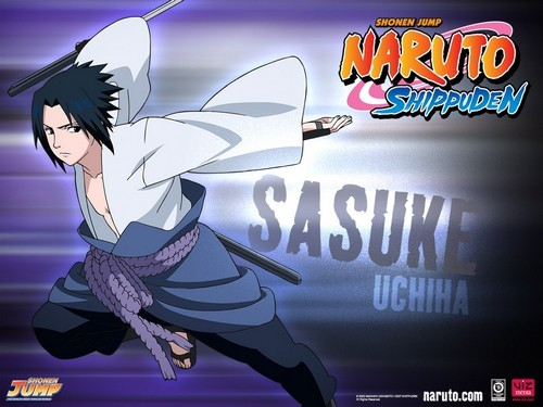 Sasuke!!! sorry but i just HATE him!!! and Itachi died because of him T_T