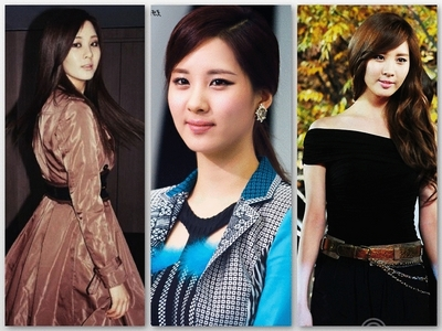 Seohyun of course.. beauty with intelligence :)