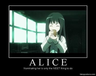 Alice from Kamisami no Memochou