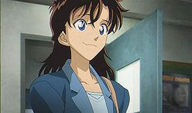 Aoko Nakamori from Magic Kaito!