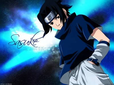 Sasuke He must die now O.O It was a tie between Sasuke and Sakura but someone already put Sakura so I am going to put Sasuke *hold a nokia in every hand and affronts fans* =w=