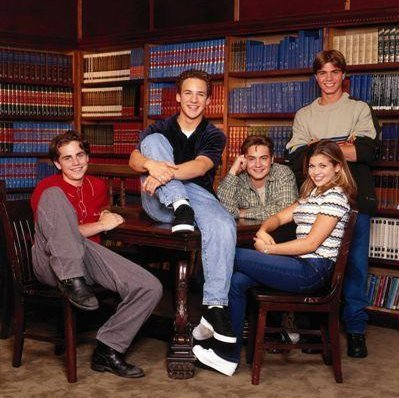 Boy meets world! :)