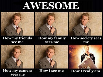 HOW I MET YOUR MOTHER O_O