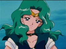 Sailor Neptune.