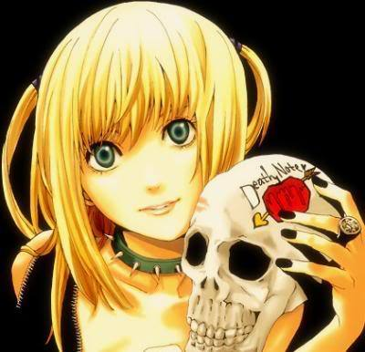 Oh my goodness Misa Amane from Death Note. I was so happy when she died in the end of the manga. She was [i]SO FREAKING ANNOYING.[/i]