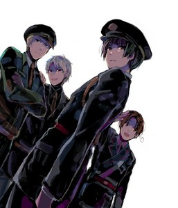 The Axis~ ^^