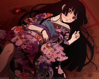 Enma Ai from Jigoku Shoujo ^^