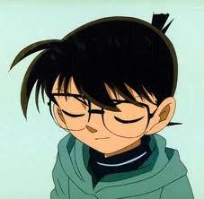 Conan Edogawa. He is pretty much always having a genius moment...