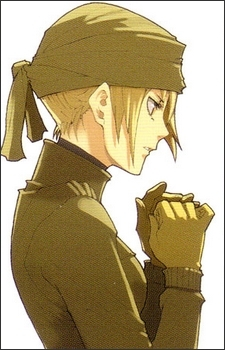 rachel & nice / baccano! for like 3-4 episodes i thought she was a boy~