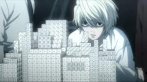 Near from Death Note. I hate him so much him and Mello shouldn't have even been in the series. The series should have been ended after l died. I was also really happy when Mello died.