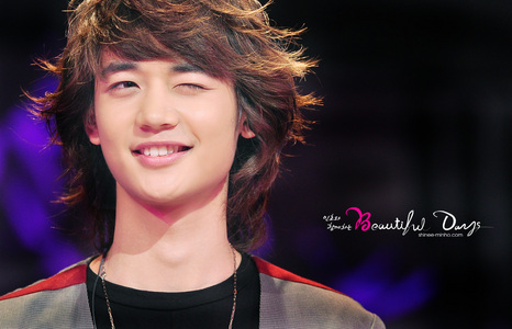 Why ask this? Minho is the flaming charisma after all. How can anyone say he looks bad?