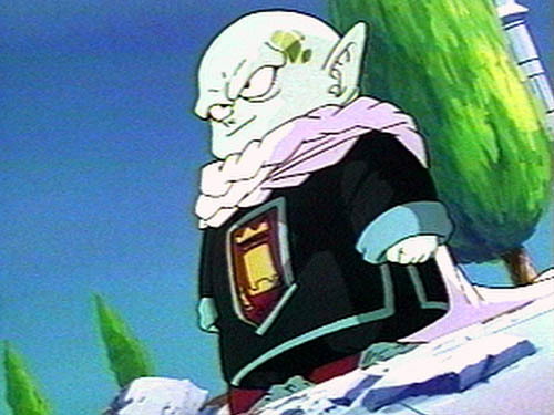 He's not very attractive, if आप ask me. But his name, like 'Gleekfreak18' begins with the letter G. I've watched DBZ lately, and it's the first character that came to mind. So Garlic Jr. everybody!