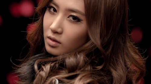 for me is Kwon Yuri..^^