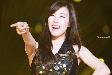 Tiffany,with the pretty eye-smile ofcourse<3