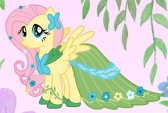 Here's Fluttershy for you!