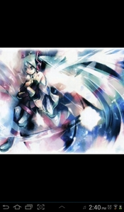Its like vocaloid,without hatsune miku...... And that my friend.....would be a tragedy