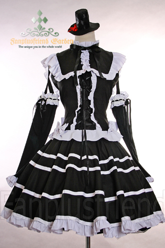 I'm obsessed with the lolita style.....