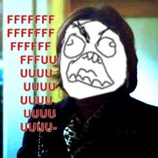 Rage face + Regina Mills = Rageina Mills