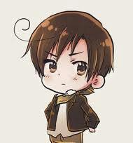 Romano i guess, since england has been posted. 黑塔利亚 forever!