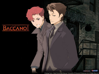 vino & luck / baccano i'm so sorry but i couldn't choose , forgive me!