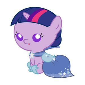 Baby Twilight Sparkle<3