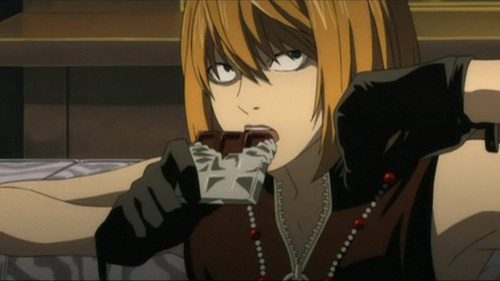 Because l and Near where already posted, i did Mello cause he is also very smart (and handsome.)
