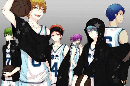 'cool'????? I dont know but for me its totally cool kuroko no basuke