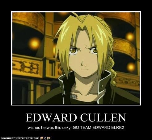 Team Elric forever~ <3