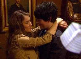 Fabian: You know your the one. Nina: The chosen one. Fabian: Well, my chosen one.