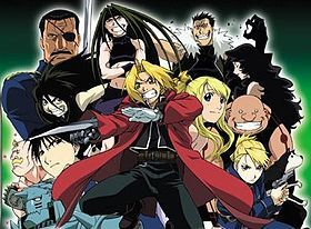 I have so many favoritos and since hetalia - axis powers was already said a few times, I won't repeat it again XD I'll say Fullmetal Alchemist
