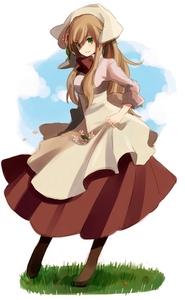 I'm going to Anime Evolution as Hungary from Hetalia. .3.