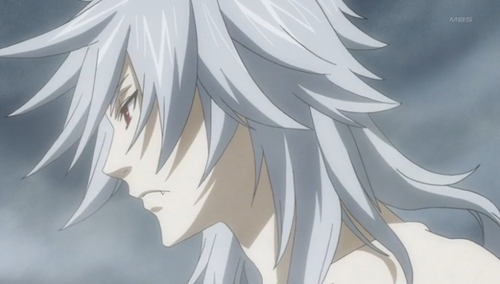 Pluto's hair is the same length i guess. And he's from Black Butler.