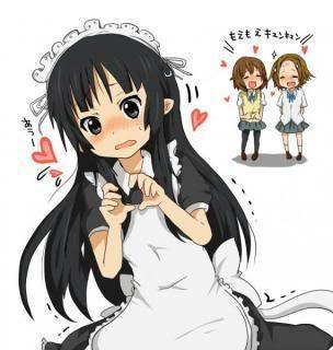 mio-chan is moe~ ^^