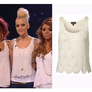 this picture is something i found and i also found a website with clothes little mix weares in the corner you see a litte picture were the girls wear the clothes and you can buy it so i hope this helps this is the site :http://coolspotters.com/bands/little-mix/shop/clothing