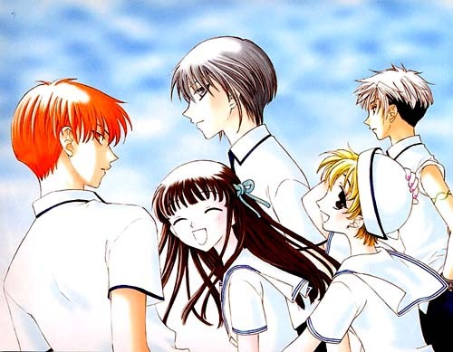 Fruits Basket. :) It was, imo, a masterpiece. (The manga was, anyway.)
