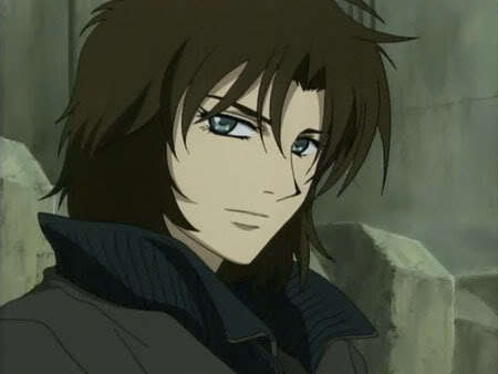 Would he count.... Kiba from wolf's rain