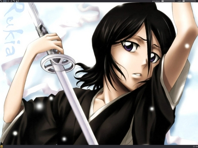 Wow, I'm suprised that Rukia Kuchiki still haven't been posted yet. Well I guess I'm the first one to post her.
