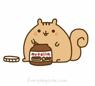 Some nutella.