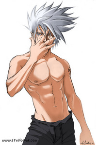 i've post this before, but i'll do it again ;) Kakashi-san :D