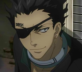 Right now, it's cuervo from Deadman Wonderland. :D