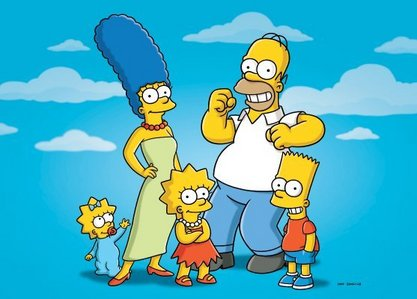 Homer, he's the funnest one on the show.