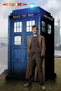TARDIS and the Doctor.... YES...