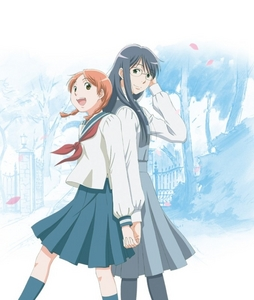 you could try aoi hana :) it starts of a bit slow but turns out realy good~ its a pretty short series with 11 episodes ^^ theres also strawbery panic or Sono Hanabira ni Kuchizuke wo: Reo x Mai Diaries :)