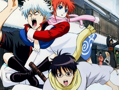 I know! how about Gintama!