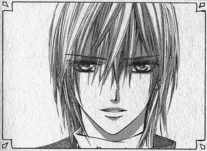 Ichiru! Or Yuki. Cept I wouldn't hold a grudge over Zero for being a stronger vampire hunter than me. I'd just pag-ibig him ^^ AND train real hard so I can assassinate Kaname ><