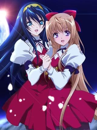 Kannazuki no miko is defiantly a good yuri!